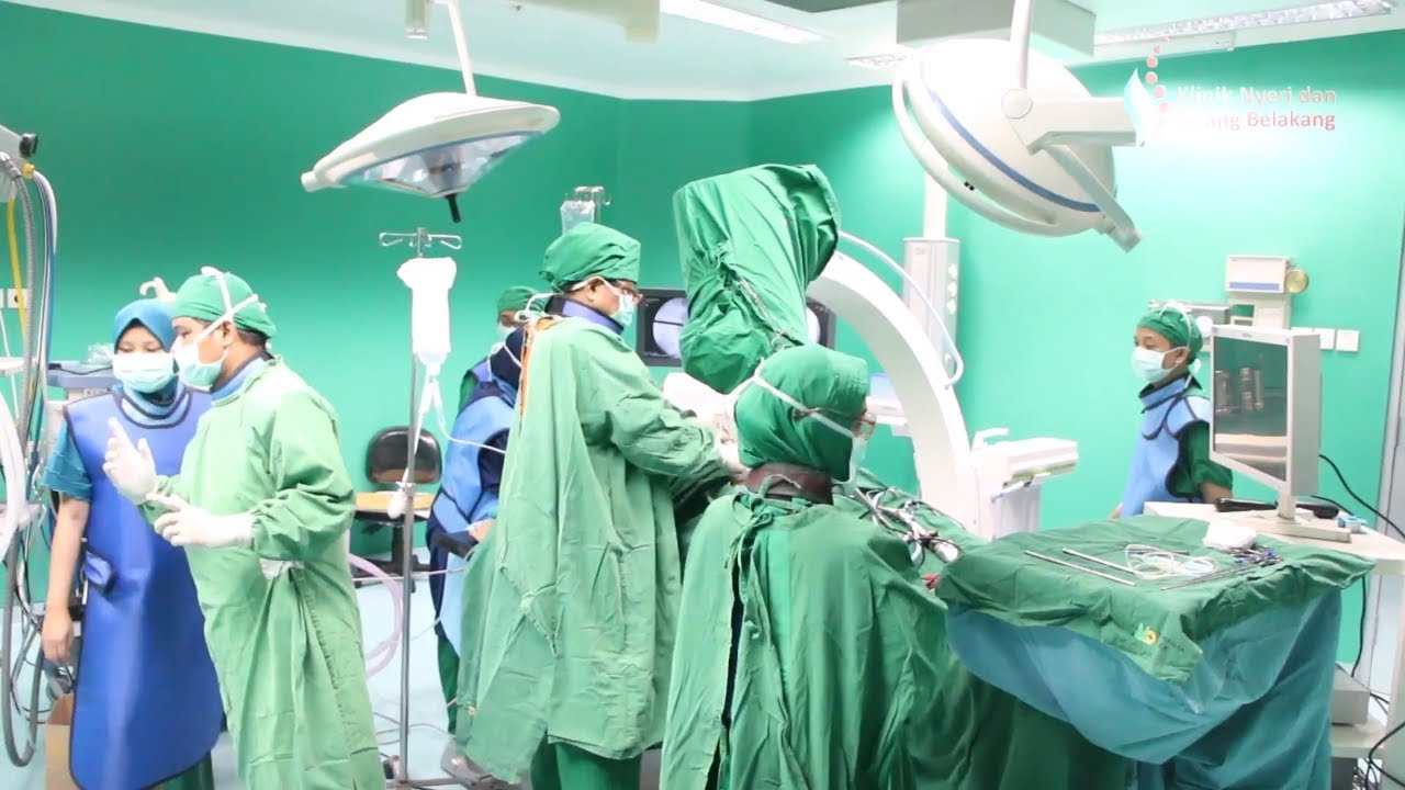 Teknologi Terbaru dengan Minimally Invasive Spine Surgery